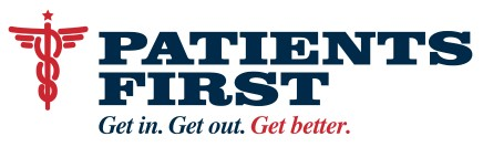 Patients First - Get In. Get Out. Get Better.